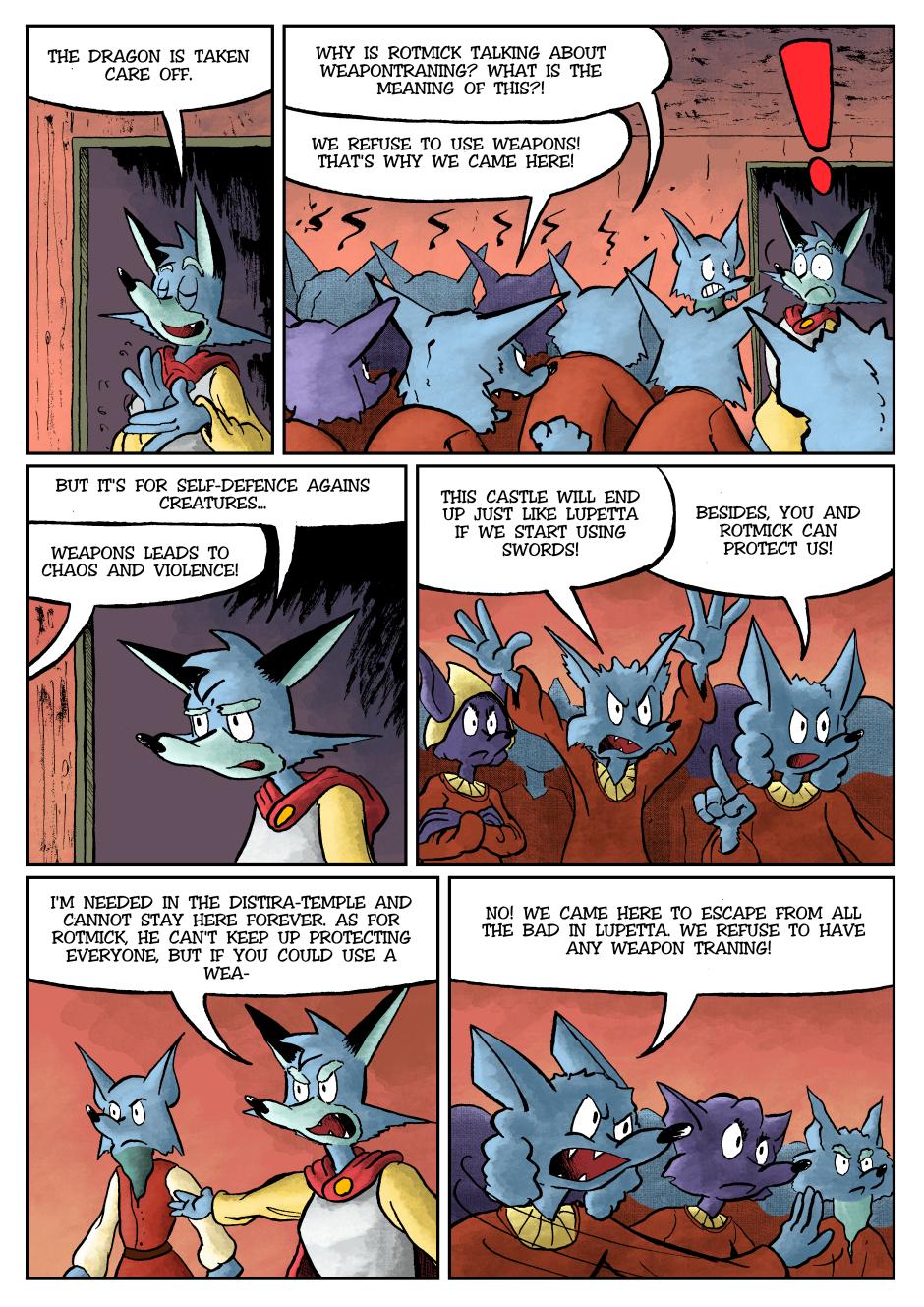 Guardian of Castle Bogo #20