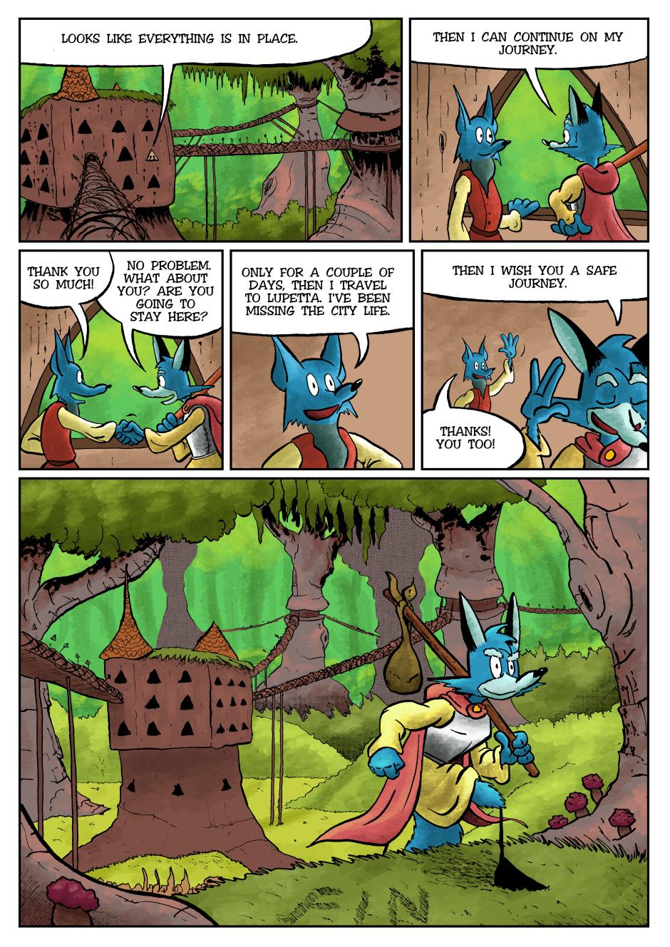Guardian of Castle Bogo #22